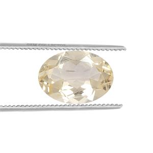 Imperial Topaz Loose stone  0.8ct