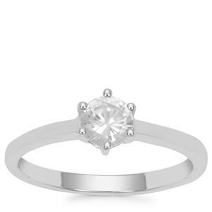 Ratanakiri Zircon Ring in Sterling Silver 0.69ct