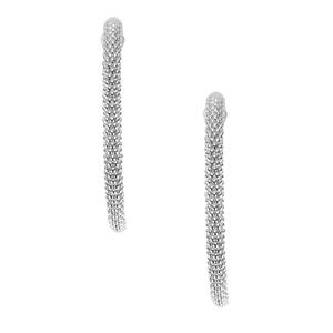 Earrings in Sterling Silver 4.44g