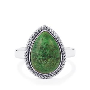 5.34ct Maw Sit Sit Sterling Silver Aryonna Ring