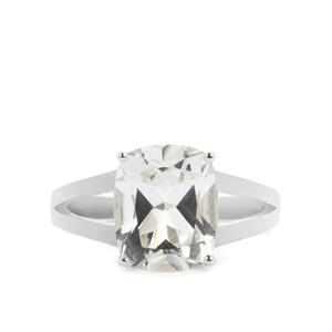 4.70ct Cullinan Topaz Sterling Silver Ring