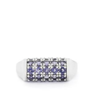 1.53ct Bengal Iolite Sterling Silver Ring