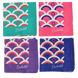 Destello Art Deco Destello Scarf (Choice of 4 Color)