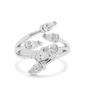 1.80ct Ratanakiri Zircon Sterling Silver Ring