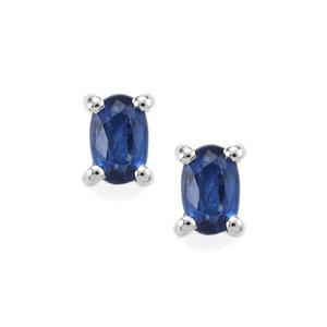 Daha Kyanite Earrings in Sterling Silver 1.30cts
