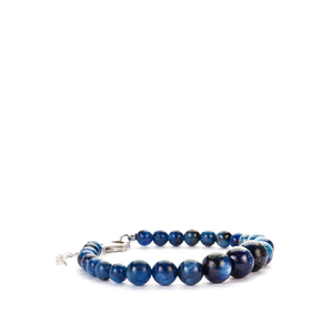 Daha Kyanite  Bracelet in Sterling Silver 90.00cts