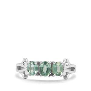 1.26ct Odisha Kyanite Sterling Silver Ring
