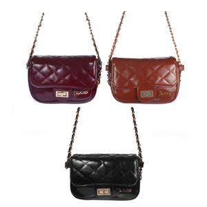 Destello Classic Quilted Handbag