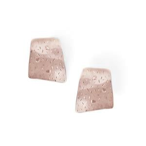 Viorelli Rose Gold Plated Sterling Silver Earrings