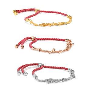 Milano Slider Bracelet in Sterling Silver