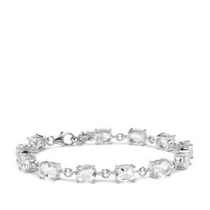 Itinga Petalite Bracelet in Sterling Silver 11.49cts