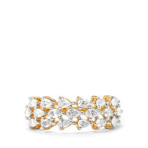 1ct Diamond 18K Gold Tomas Rae Ring