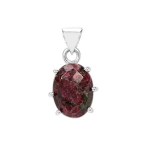 9ct Eudialyte Sterling Silver Aryonna Pendant