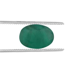 Luhlaza Emerald Loose stone  0.5ct