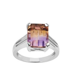Anahi Ametrine Ring in Sterling Silver 4.45cts