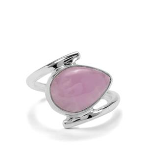 6.50ct Nuristan Kunzite Sterling Silver Aryonna Ring