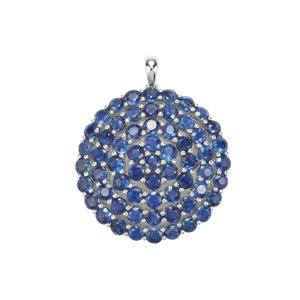Daha Kyanite Pendant in Sterling Silver 14.18cts