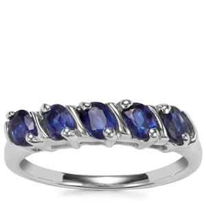 Daha Kyanite Ring in Sterling Silver 1.21cts