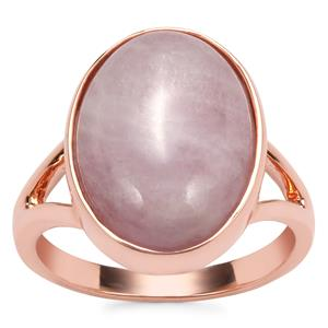 Nilaw Kunzite Ring in Sterling Silver 10.46cts