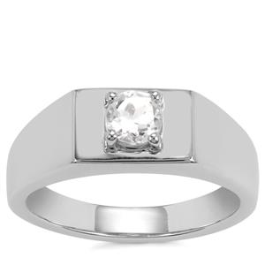 Cullinan Topaz Ring in Sterling Silver 0.57ct
