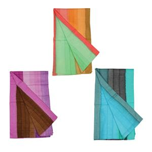 Destello Rainbow Cotton Scarf (Choice of 3 Color)