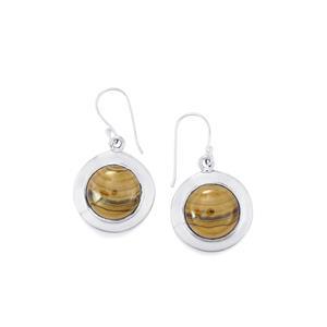 23ct Schelm Blend Sphalerite Sterling Silver Aryonna Earrings