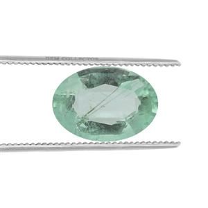 Siberian Emerald Loose stone  0.55ct