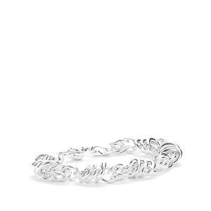 Sterling Silver Altro Fancy Bracelet 28.58g