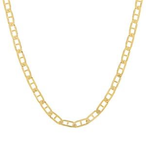 "30"" Midas Tempo Diamond Cut Mariner Chain 4.20g"