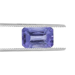 Tanzanite Loose stone  0.60ct