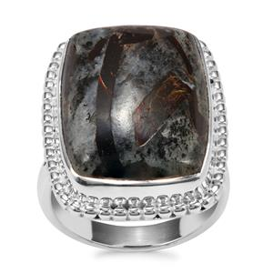 Astrophyllite Ring in Sterling Silver 16.50cts
