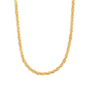 "24"" Midas Couture Slider Criss Cross Chain 4.42g"