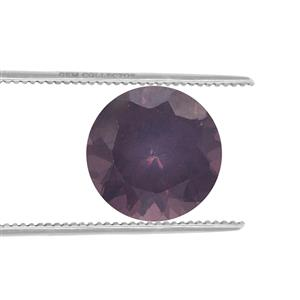Mahenge Purple Spinel GC loose stone  0.43ct