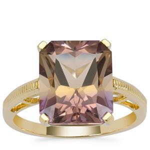 Anahi Ametrine Ring in 9K Gold 5.05cts