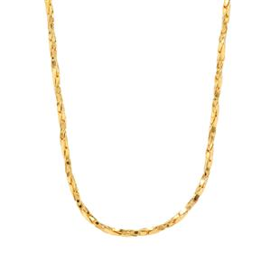 "18"" Midas Couture Twisted Forzentina Chain 3.16g"