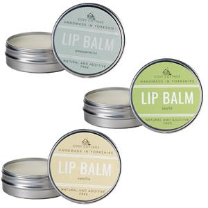 Luxury Vegan Lip Balm with Choice of Scent
