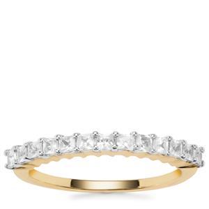 Ratanakiri Zircon Ring in 9K Gold 0.64ct