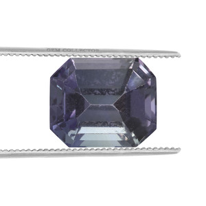 Bi Colour Tanzanite Loose stone  1.6cts