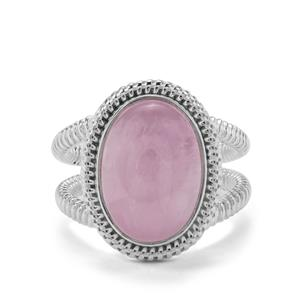 7ct Nuristan Kunzite Sterling Silver Aryonna Ring