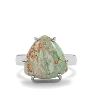 7.50ct Australian Variscite Sterling Silver Aryonna Ring