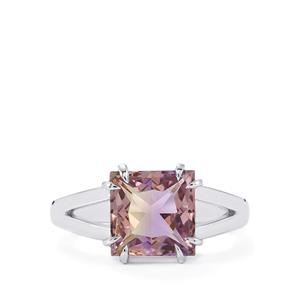 Anahi Ametrine Ring in Sterling Silver 3.53cts