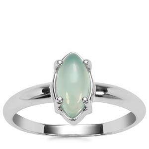 Aquaprase™ Ring in Sterling Silver 1.11cts