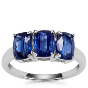 Daha Kyanite Ring in Sterling Silver 3.52cts