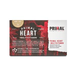 Pack of 3 Heart+ Multivitamin Supplement