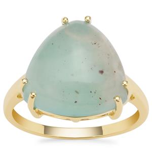 Aquaprase™ Ring in 9K Gold 6.85cts