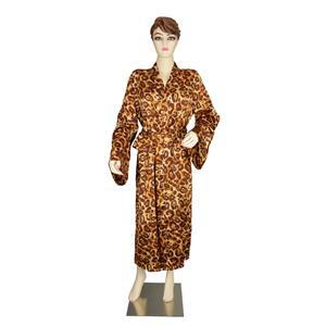 Destello Leopard Print Luxe Robe (Choice of 2 Sizes)