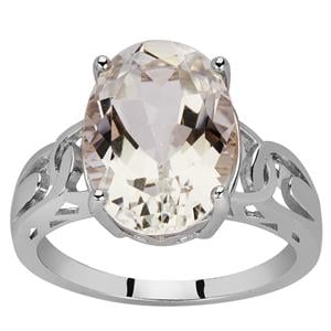 Cullinan Topaz Ring in Sterling Silver 7cts