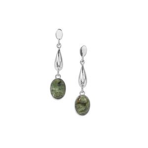 Chemin Opal Earrings in Sterling Silver 9.50cts