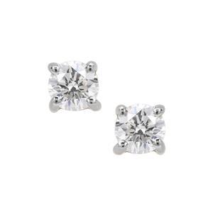 1/4ct Diamond 18K Gold Tomas Rae Earring