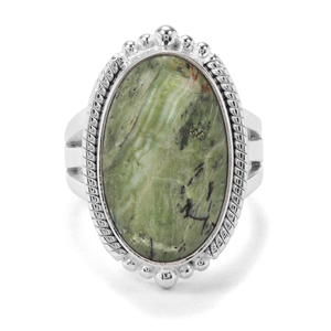 9.50ct Chemin Opal Sterling Silver Ring